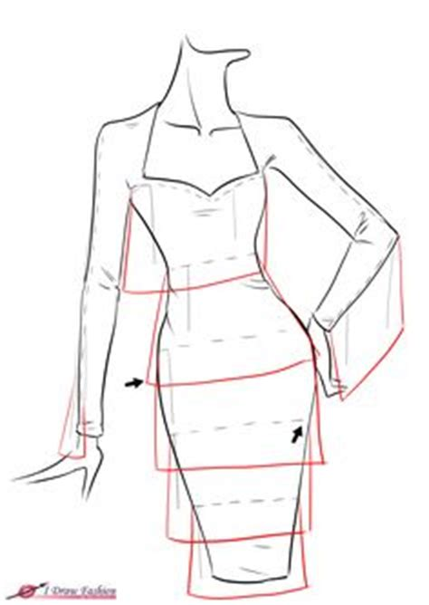 design dress step by step how to draw skin and how to draw shadows step by step
