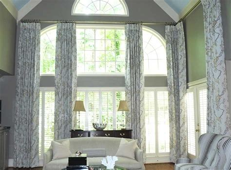 Two Story Curtains Custom Window Treatments Photo Gallery 1 2 Storey Windows