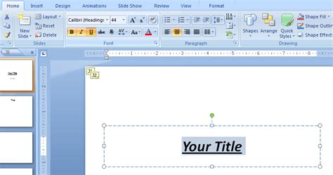 more design for microsoft powerpoint 2007 to change text and text background color font 171 editing