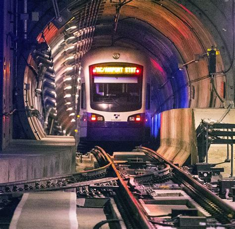 seattle light rail hours check out uw s new light rail station and how it could