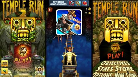 temple endless run 2 mod temple run 2 vs rail vs temple run endless run gameplay android ios