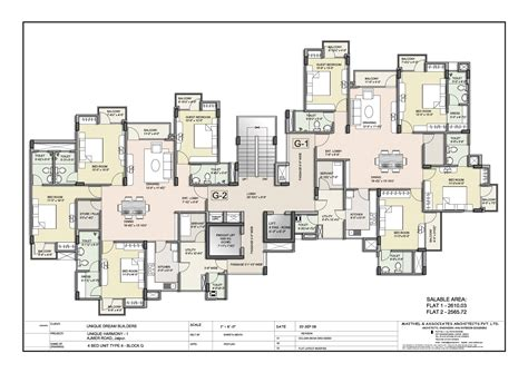 floor plan unique harmony apartments jaipur residential