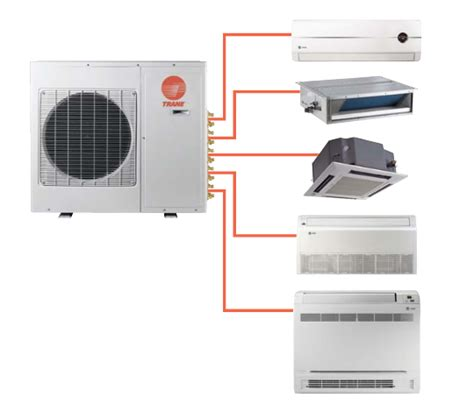 trane ductless mini split trane mini split heat trane 4mxw27 ductless mini