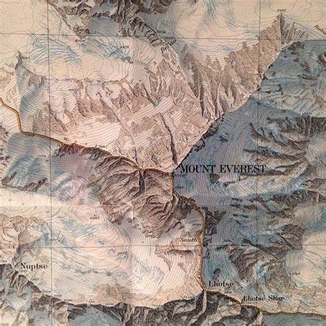 mount everest map mount everest map the great outdoors