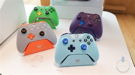 Xbox One S Controller look at the new xbox one s custom controller bwone