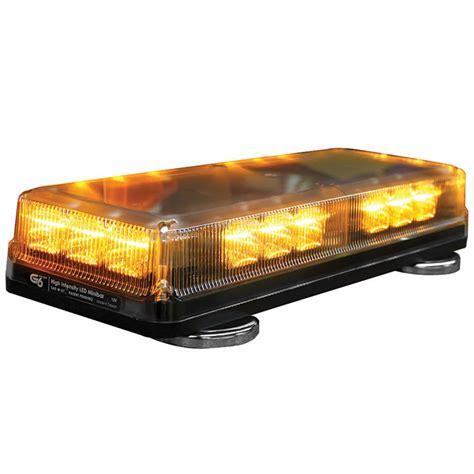 Topi Trucker Breaker 2w usa 16 quot led magnetic mini lightbar pg1606ams