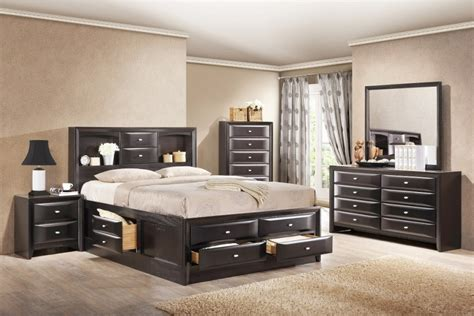 bedroom furniture sets with storage storage bedroom set marceladick com