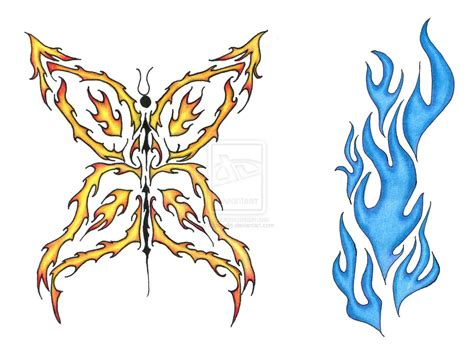 flame design tattoos designs by cdnstudio on deviantart