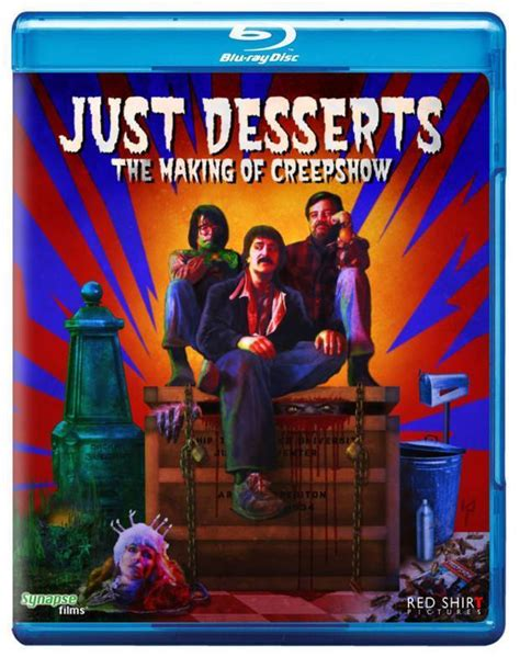 Just Desserts by Documentary Just Desserts The Of Creepshow Headed