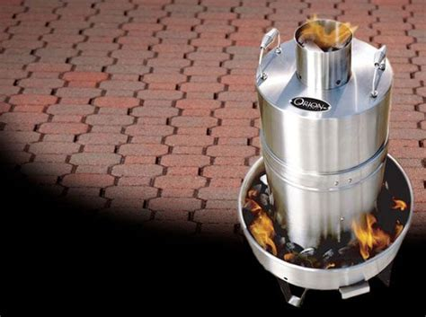 The Orion Cooker Is A Meat Smoker And Convection Cooker