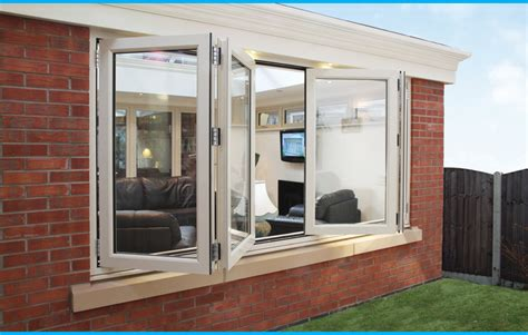 Cost Of Accordion Glass Doors Pvc Upvc Glass Aluminium Bi Fold Patio Sliding Folding Windows
