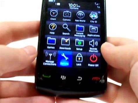 reset blackberry storm 9500 controling win by using blackberry 9520 part 2 doovi