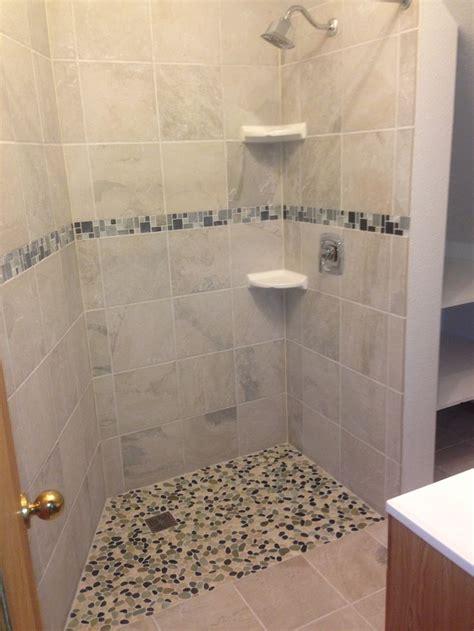 Bathroom Tile Designs For Showers 34 Best Images About Floor Tile Trim On Shower Wall On Pinterest Ceramics Subway Tile Showers