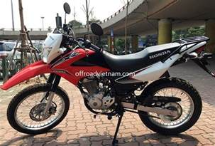 Honda 150 Race Bike Honda Xr150 Hire In Hanoi Offroad Dirt Bike Rentals