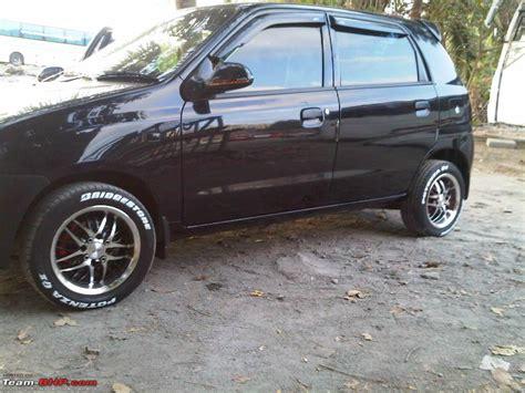 Alto Car Modified by Pics For Gt Maruti Alto Modified Black