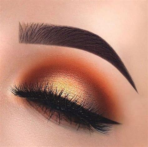 Eyeshadow E best 25 orange makeup ideas on orange
