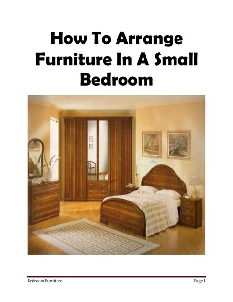Bedroom Furniture Arrangement Ideas how to make your bedroom seem larger through furniture