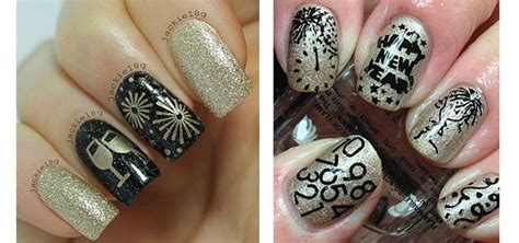nail design for new year 2016 new years nail 2016 best image wallpaper