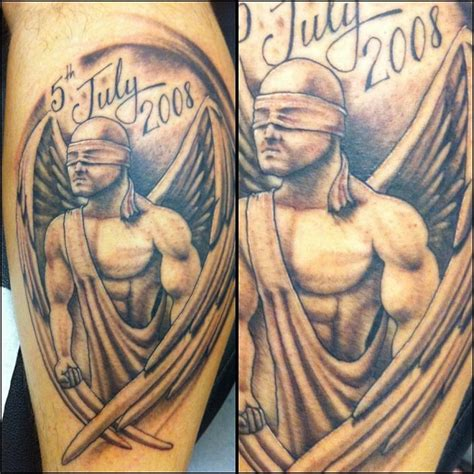 male angel tattoos tattoos and designs page 441