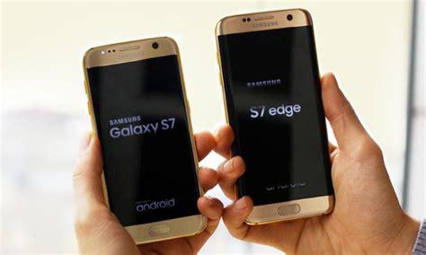 Harga Samsung S7 Versi Batman wow ini harga samsung galaxy s7 dan s7 edge berlapis emas