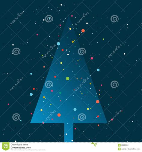 falling snowflake lights tree lights flakes falling in the