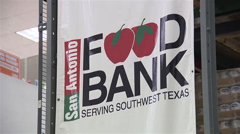 San Antonio Food Pantry by Sa Food Bank Seeks Donations To Feed 58 000 Per Week