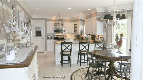 forever decorating dramatic kitchen make