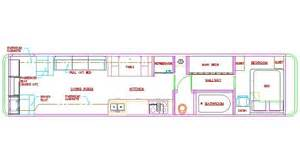 School Interior Dimensions by Conversion Floor Plans 137 School Cer