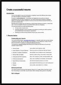Resume Skills And Abilities by Abilities Resume