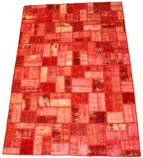 Patchwork Carpet - patchwork vintage carpet 300 x 200 cm