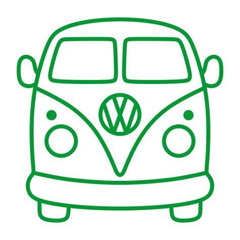 volkswagen clipart vw volkswagen cuttable design