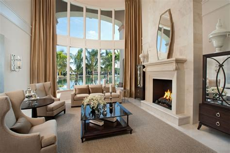 Florida Home Interiors Waterfront Estate Home In Port Royal Naples Florida Interior Design