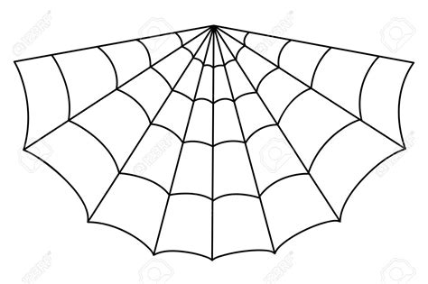 clipart web spider web drawing spider web clipart 69