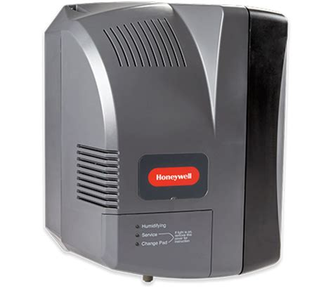 true comfort heating and cooling whole home fan powered humidifier trueease honeywell