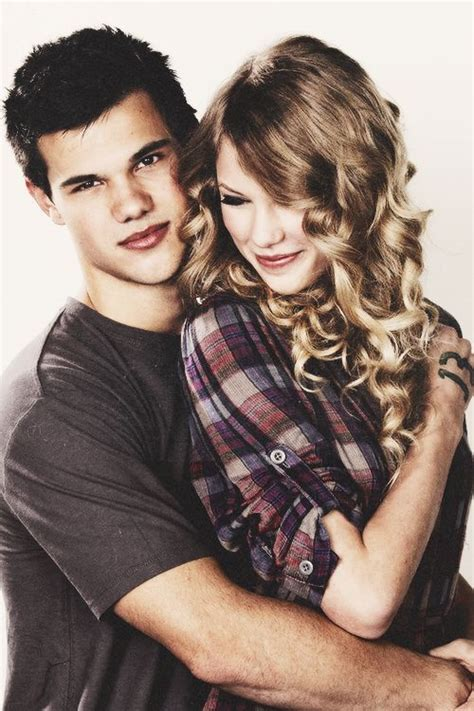 taylor swift and taylor lautner story taylor lautner taylor swift she better watch how close she