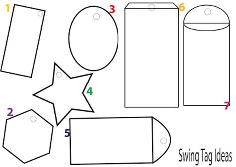 swing tag template ife akinroyeje graphics 21 jan 2012