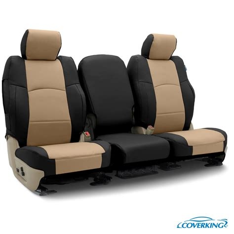 upholstery seat covers coverking premium leatherette custom fit seat covers