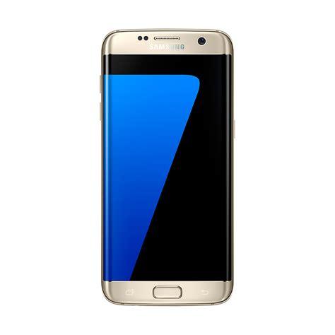 jual samsung galaxy  edge sm  smartphone gold