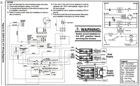 nordyne electric furnace h4hk wiring diagram electric