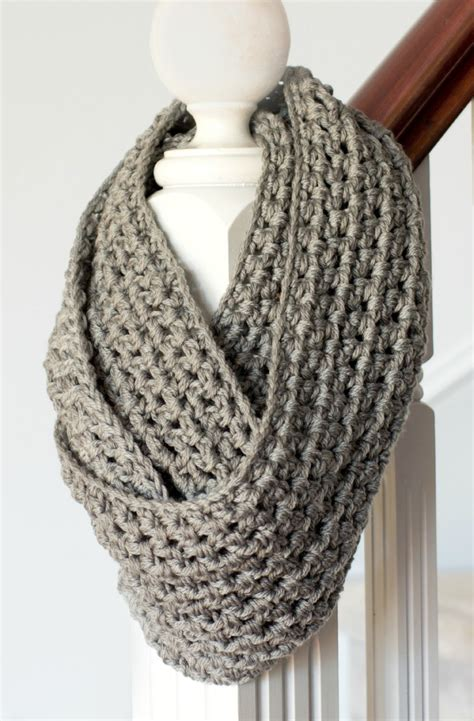infinity scarf free pattern crochet someday