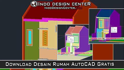 design center download download desain rumah autocad gratis download kumpulan