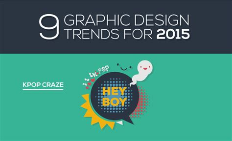 graphic design layout trends 9 graphic design trends for 2015 infographic digital