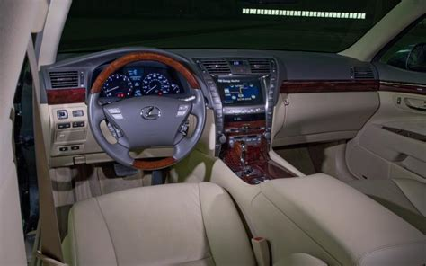 home interior ls 2008 lexus ls600hl interior view photo 22