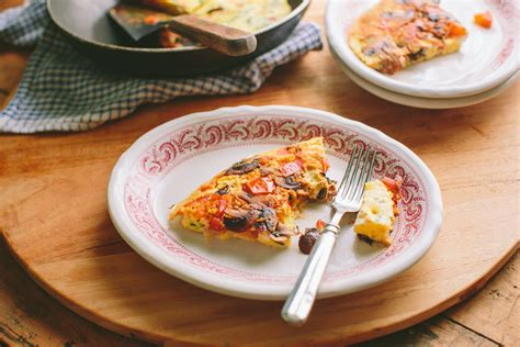 backyard farms tomatoes backyard farms rise and shine tomato mushroom frittata 187 recipes 187 backyard farms
