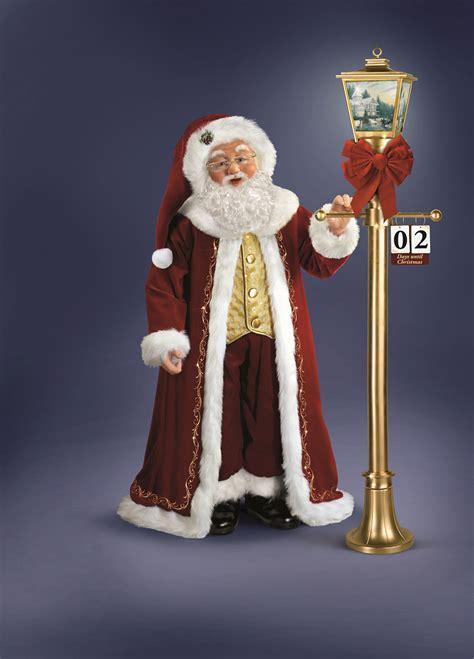 Countdown To Christmas Sweepstakes - thomas kinkade countdown to christmas santa doll sweepstakes the thomas