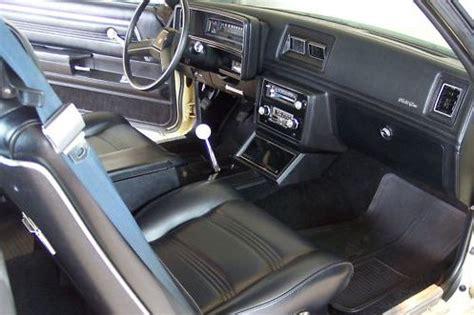 79 malibu interior parts ebay sleeper 1979 chevrolet malibu with pontiac gto 5 7