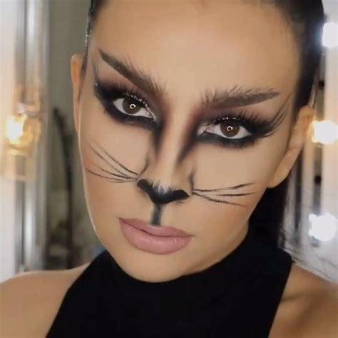cat makeup tutorial 25 best ideas about cat halloween makeup on pinterest