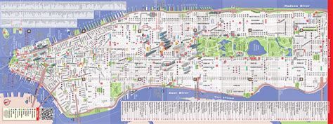 nyc five boro map by vandam laminated pocket city map w attractions in all 5 boros of ny city manhattan the bronx st island w new subway map 2017 edition streetsmart books nyc five boro map by vandam nyc five boro streetsmart