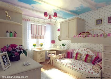 wallpaper cute room cool wallpaper designs for girls wallpapers gallery