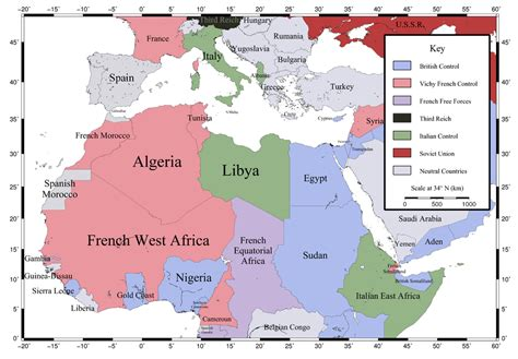 world war 1 africa map file africa1940 png wikimedia commons